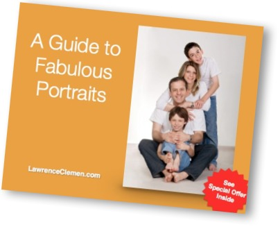 Portrait guide cover